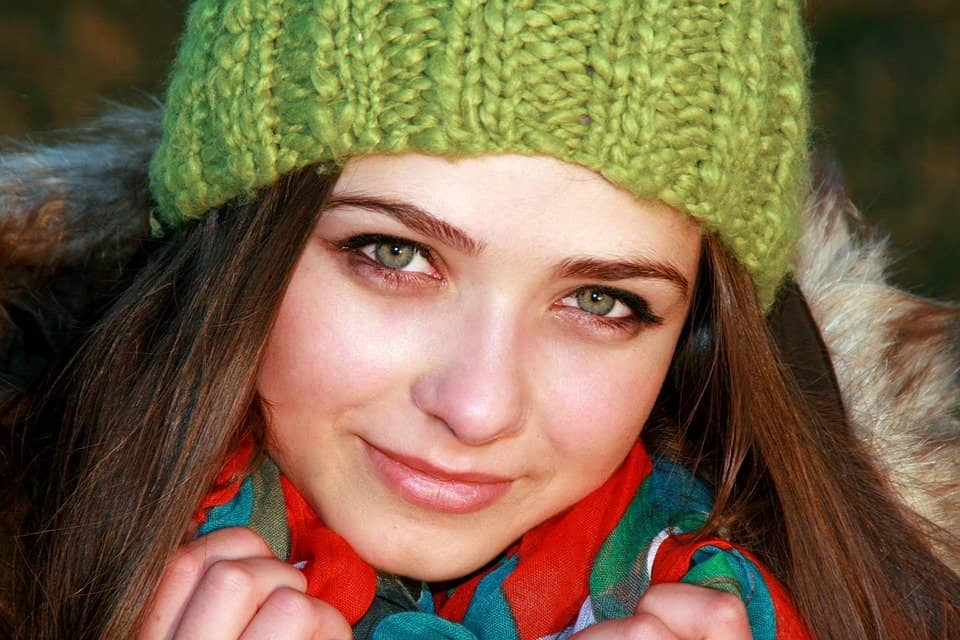 Facts About Redheads With Green Eyes