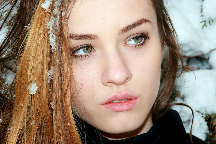 Green eyes 3