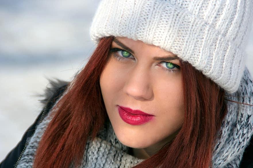 Green eyes 5